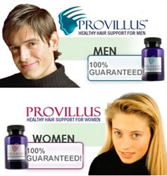 Provillus Hair Regrowth System Is Now Available With 5 Minoxidil