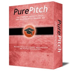 perfect pitch ear training how pure pitch method