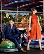 Lindsey Wixson and RJKing in Gucci for Americana Manhasset