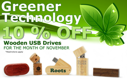 Greener Technology Month at USB Promos