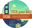 Tech Gives Back Aims to Raise 75K for Bay Area Non-profits