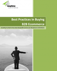 business to business ecommerce software