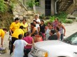 Scientology Volunteer Ministers provided urgently needed supplies to victims of tropical storm Manuel in Guerrero, Mexico.