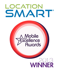 LocationSmart's Hybrid Platform and Geofencing Suite wins Best Delivery Platform for Mobile