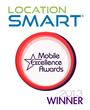 LocationSmart Named Best Delivery Platform for Mobile at 2013 Mobile...