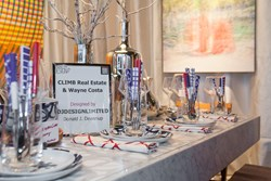 DIFFA Dining By Design 2013, Table Sponsored by Climb Real Estate