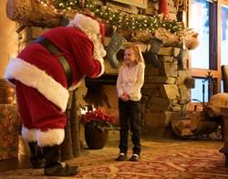 Santa Claus in Montana