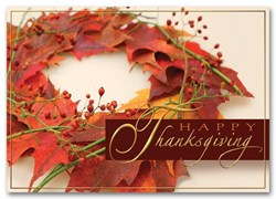 Customized Thanksgiving Cards