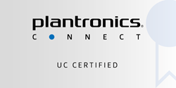 VoIP Supply is UC Certified for Plantronics Headsets