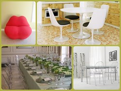 Price Reduction-Kiss Chair, Ghost Chair, Tulip Chair