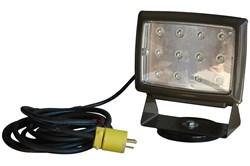 Magnetic Mount LED Mechanics Work Light from Larson Electronics Provides Versatile Operation