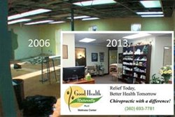 Vancouver, WA Chiropractor - Good Health Naturally - 7-Year Anniversary