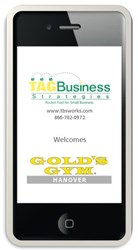 TAG Business Welcomes Golds Gym Hanover PA