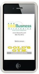TAG Business Welcomes Golds Gym Harrisonburg VA