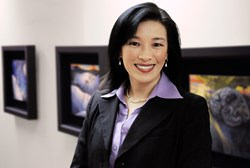 Dr. Alice Pien at AMA Skincare