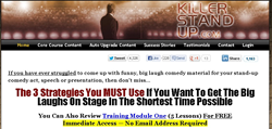 how to become a comedian how killer stand-up comedy system