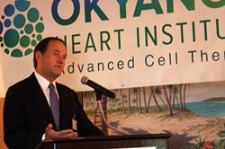Okyanos Heart Institute, STEMSO, International Stem Cell Society, stem cell for heart disease