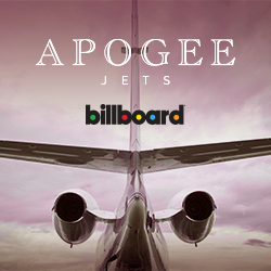 Apogee Jets Sponsors 10th Annual Billboard Touring Conference and Awards