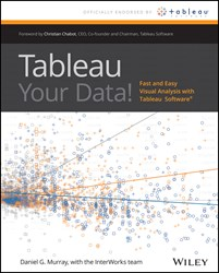 Tableau, big data, Tableau Software, InterWorks, Dan Murray