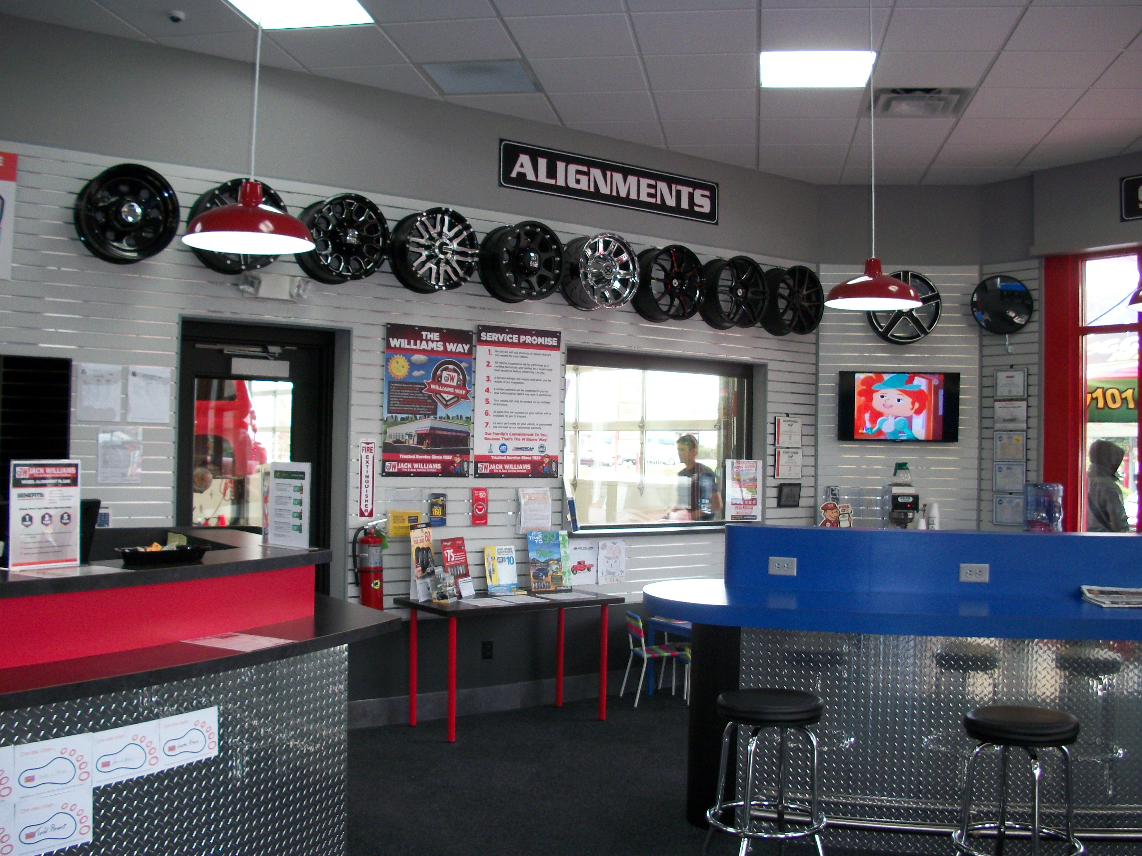 Jack Williams Tire Opens 28th Location In Wyoming County