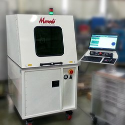 Roll Tooling Laser Marking Station