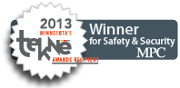 MPC: 2013 Tekne Award Winner for Safety and Security