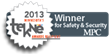 MPC Wins Esteemed Tekne Award for Innovative IT Safety and Security