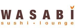 Wasabi Sushi Lounge Logo Sushi Restaurant Brookfield