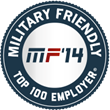 Military Friendly, Top 100 Employer