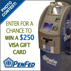 penfed atm PenFed Holds Facebook Photo Contest to Promote PenFed Branded Welch ...