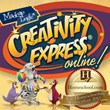 Madcap Logic's 'Creativity Express' Sixteen-Lesson Online...