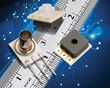 Piezoresistive packed pressure sensors from Merit Sensor