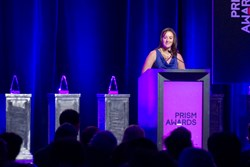 "Rebellion Photonics has been named ""Startup of the Year"" by the Wall Street Journal. Co-founder Allison Lami Sawyer presented one of the 2013 Prism Awards for Photonics Innovation."