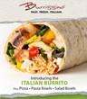Burrissimo Introduces the Italian Burrito!