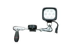 New Bar Clamp Mount LED Hunting Spotlight Released by Larson Electronics