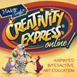 'Creativity Express' Online Art Education Curriculum is Added...