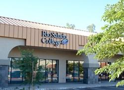 Rio Salado College Southern Building in Tempe, AZ