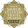 Gourmet on Tour Wins Saveur's 1st Annual Culinary Travel Awards for...