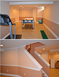 basement finishing remodeling lancaster exton downingtown pa