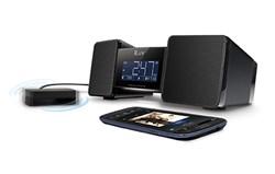 iLuv® VibroBlue Bluetooth® Vibrating Alarm Clock