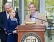 Colin and Erika Angle Center for Entrepreneurship Dedication