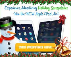 Holiday Affiliate Marketing Sweepstakes