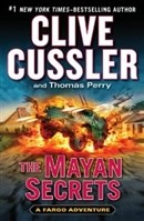 Signed Limited Lettered and Numbered Editions of Mayan Secrets by Clive Cussler