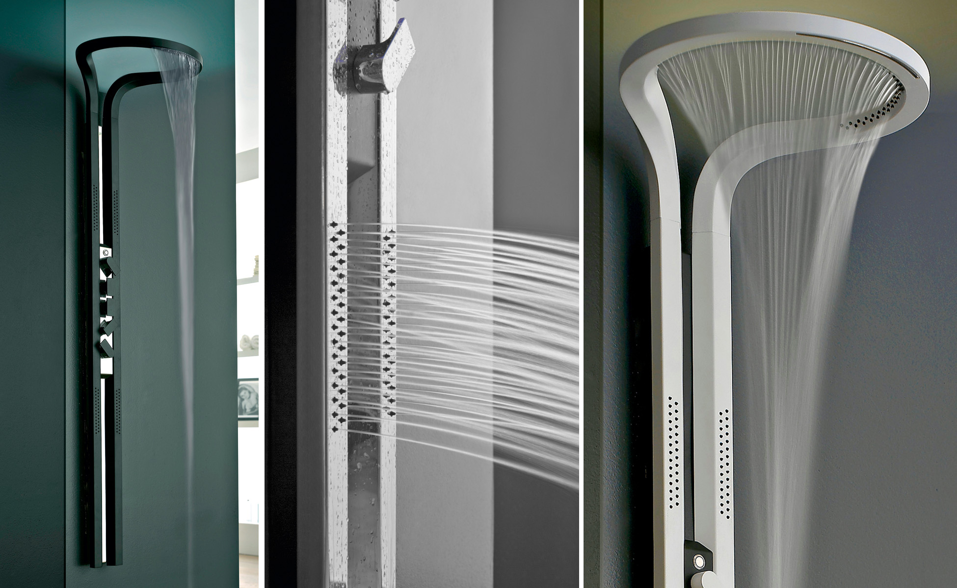 graff s ametis shower system honored with architectural