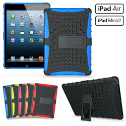 Super Thin, Super Rugged iPad Air Case