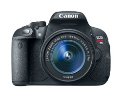 Canon T5i Cyber Monday 2013