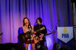 Taken at the 1st Annual Pulmonary Hypertension Association (PHA) New York City O2 breathe Gala which took place on Thursday, November 7th at the Lighthouse at Pier 61 in New York City.