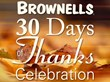 Brownells Thanks Customers All November Long