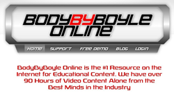 strength and conditioning course how body by boyle online