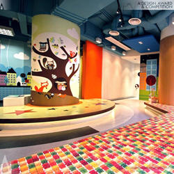 Starlit Learning Center by Catherine Cheung